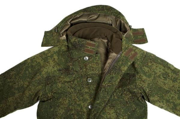 Украинские фабрики в три смены шьют зимние куртки для военных