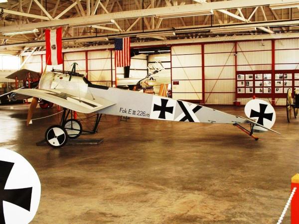 Fokker Eindecker E-III