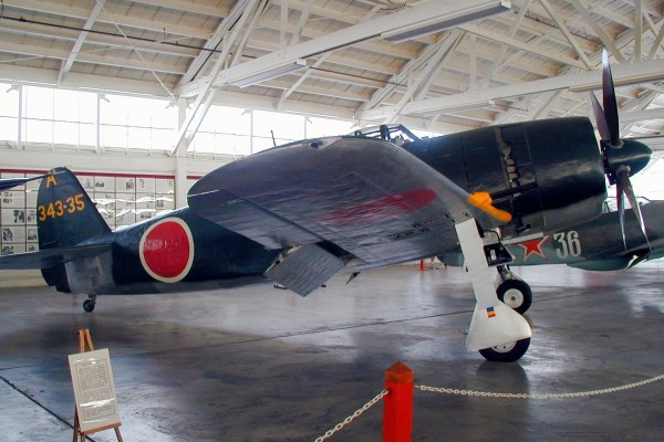Kawanishi N1K2-J Shinden Kai Model 21