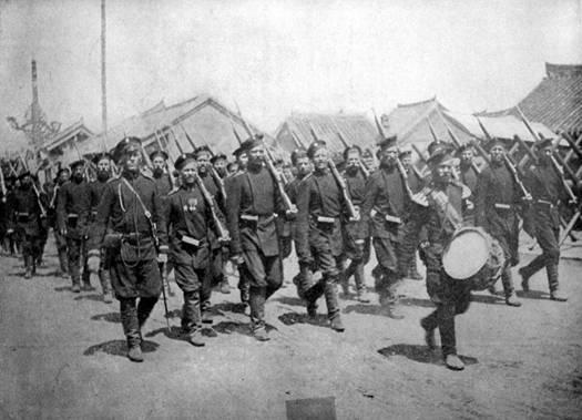 _Пехота на марше.