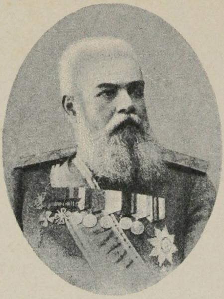 Генерал Левестам
