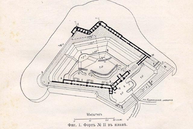 Форт №2 Порт-Артур