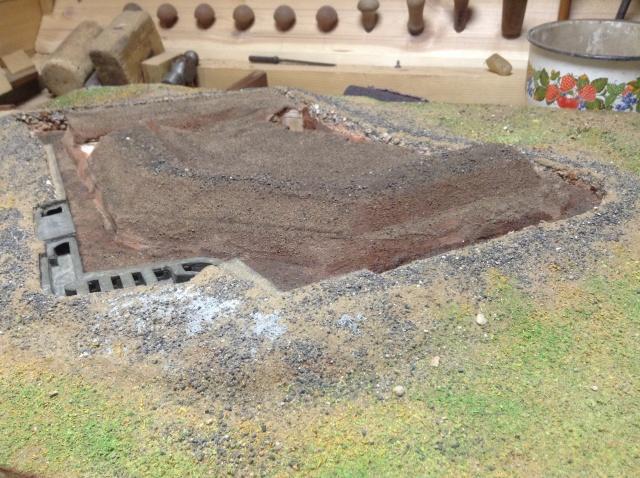 Форт №2 реконструкция 3