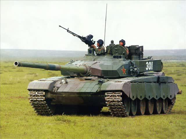 _Танк Тип 99