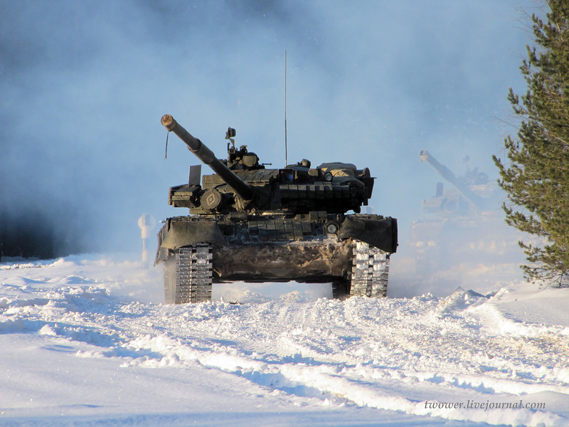 Т-80БВ 6-й ТБр