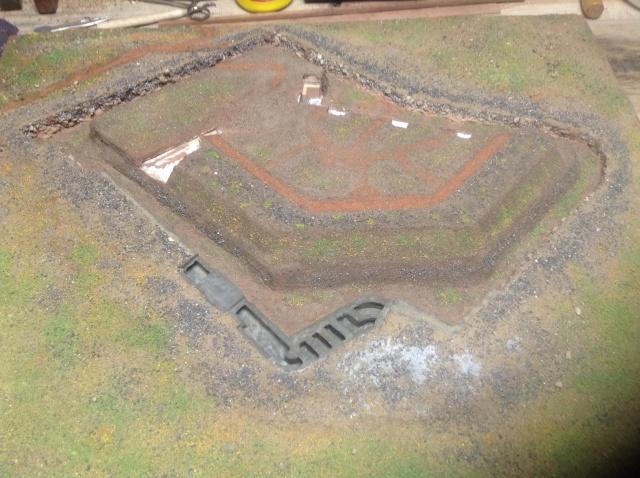 Форт №2 реконструкция 5
