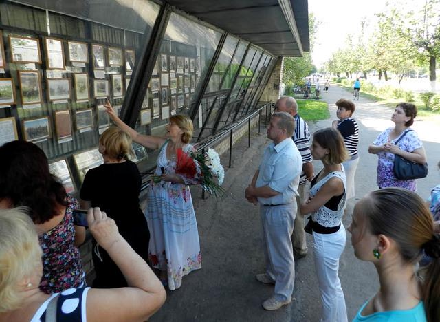 Выставка фотографий 269 Новоржевского полка