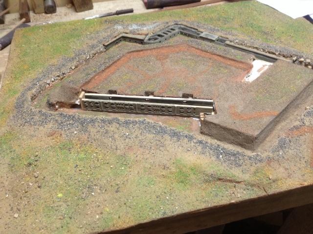 Форт №2 реконструкция 7