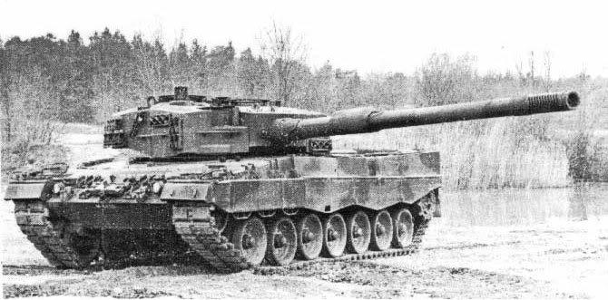 Leopard2A4140 швейцарский