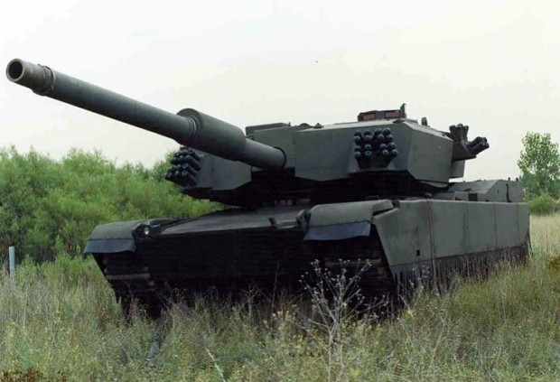 Абрамс 140-mm 1