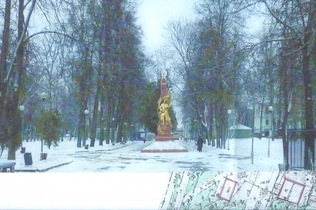 Памятник ПМВ
