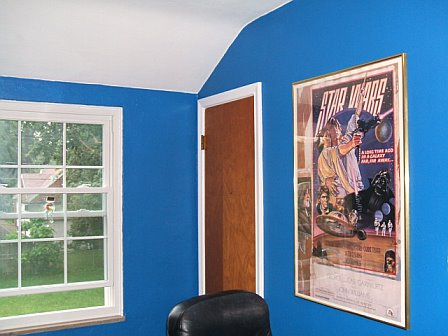 new blue office