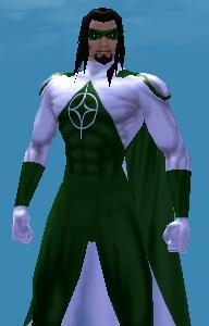 The Green Starburst
