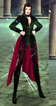 Huntress of Prey