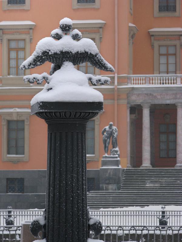 Снег Инженерный Замок