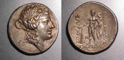 1013 Тетрадрахма Фасос 2