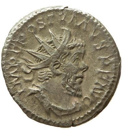 Римская империя, Постум, 260-269 годы, антониниан 3