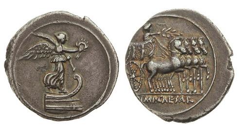 Римская империя, Август, 27 год до Р.Х. – 14 год, денарий