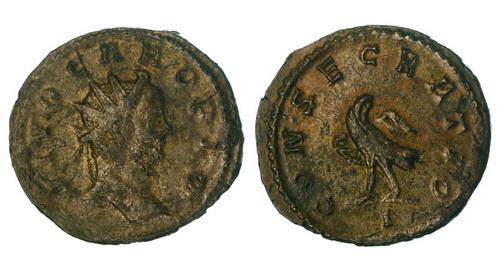 Римская империя, Кар, 282–283 годы, аврелианиан