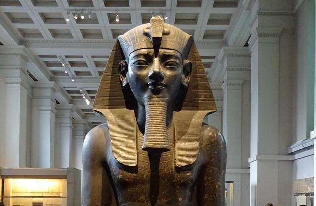 Аменхотеп III Лекция u