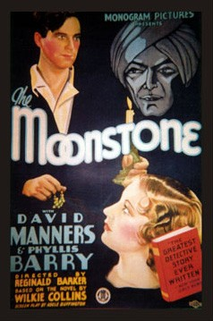 movie Moonstone theater poster