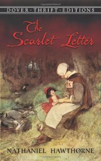Scarlet Letter Nathaniel Hawthorne Paperback Cover Art3