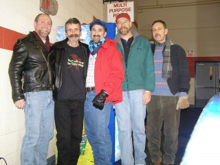 Brian, Michael, David, Jeff & Chris