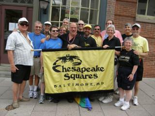 Chesapeake Squares