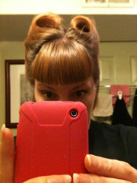 Victory roll success!