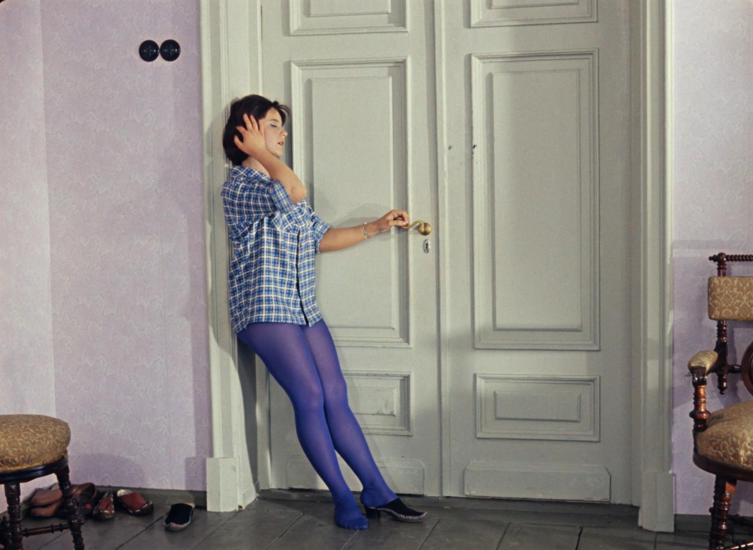 Ссср московские женщины в колготках 7 фотография