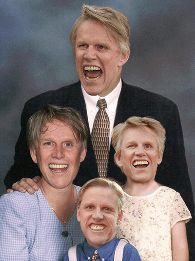 Family Busey