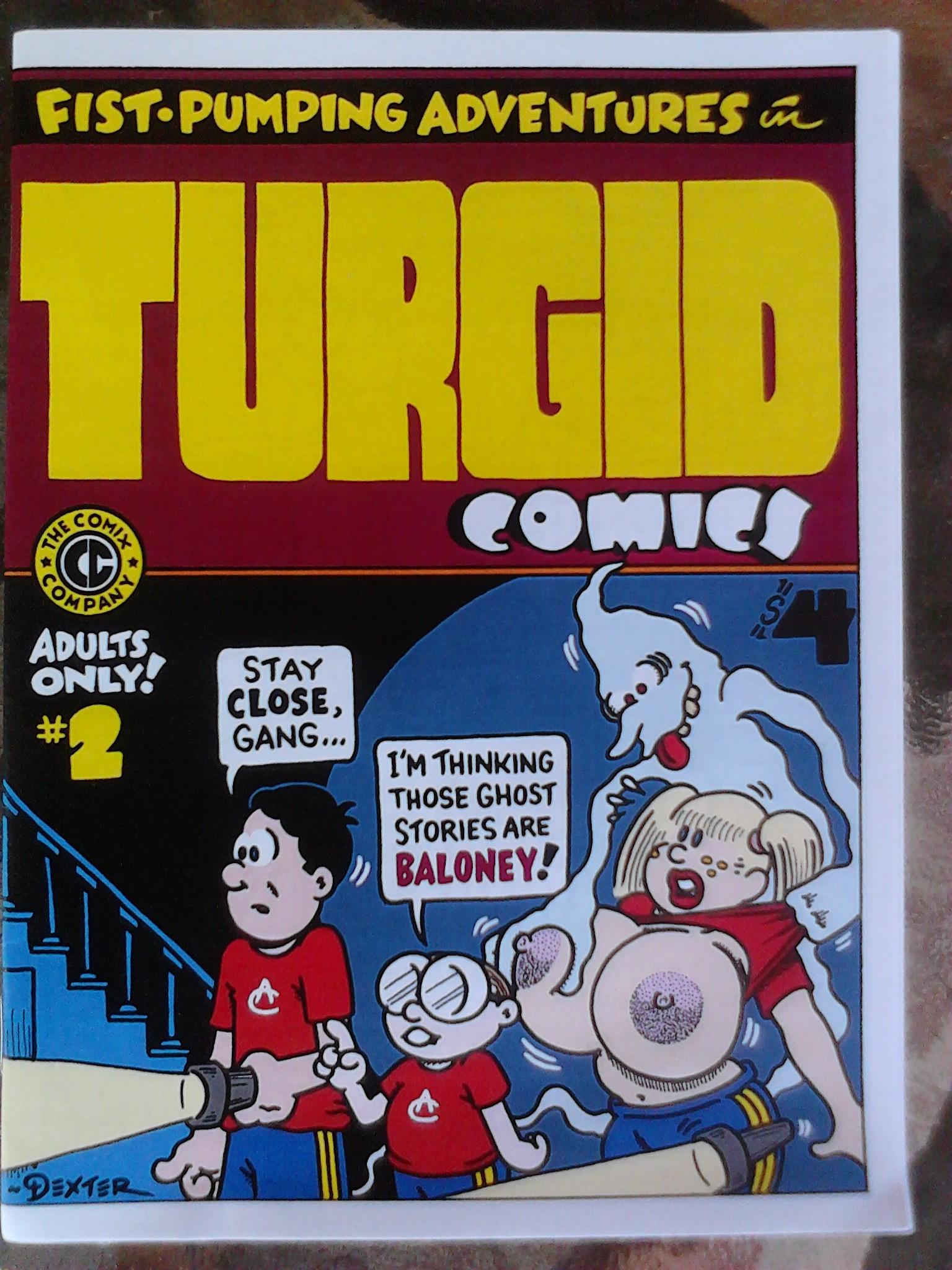 Turgid Comix 2