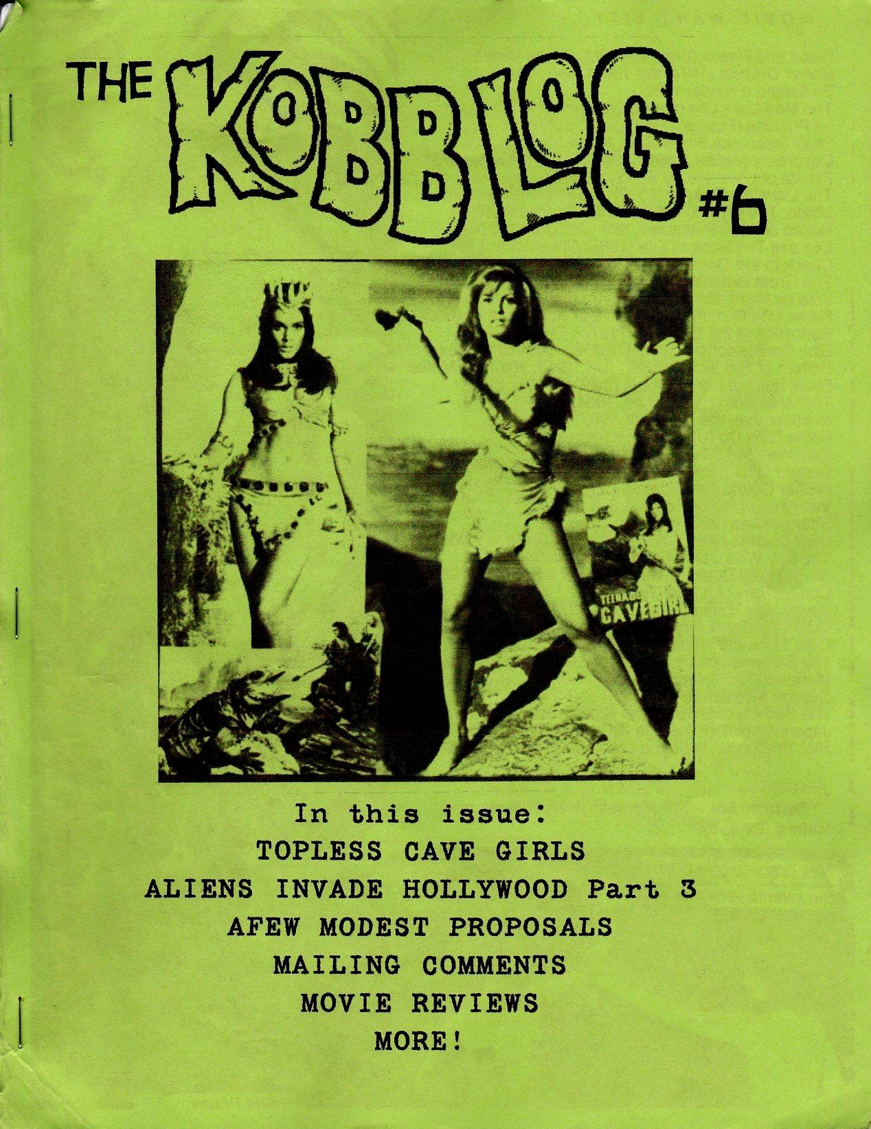 The Kobb Log 6
