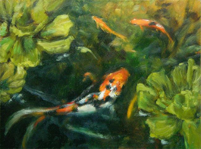 9 by 12 goldfish web