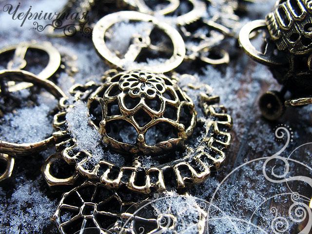 Фурнитура для создания украшений Анны Черных (Фото 2)