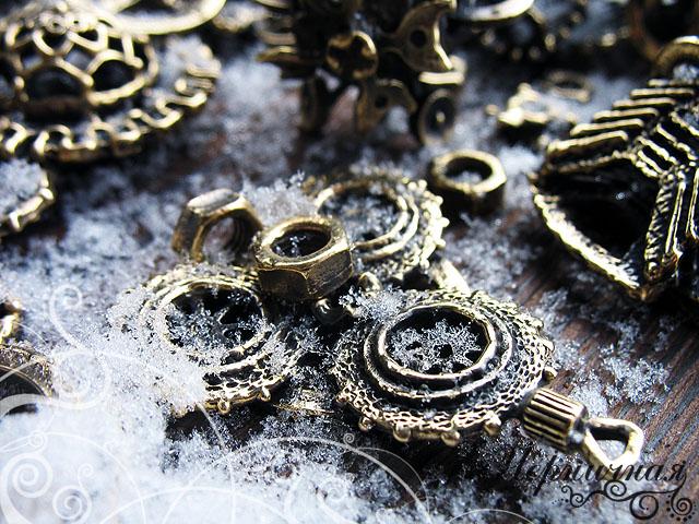 Фурнитура для создания украшений Анны Черных (Фото 3)