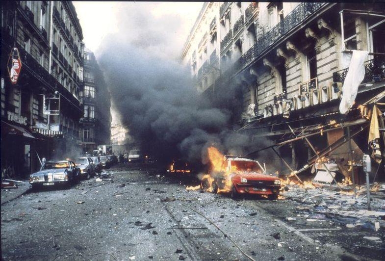 теракт в париже 1982