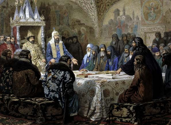 Patriarch_Nikon_Revising_Service-Books