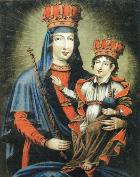 Матерь Божия Белыничская 19 век