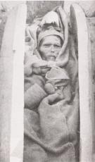 мумия белого человека