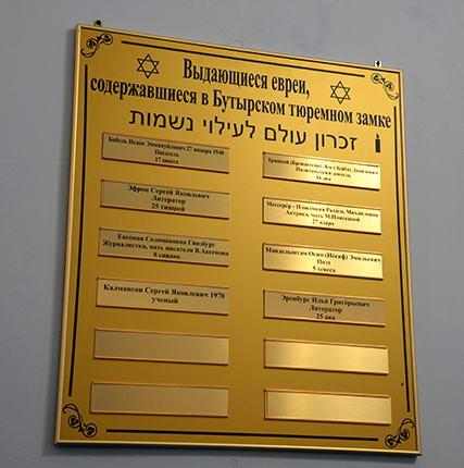 Евреи в тюрьме