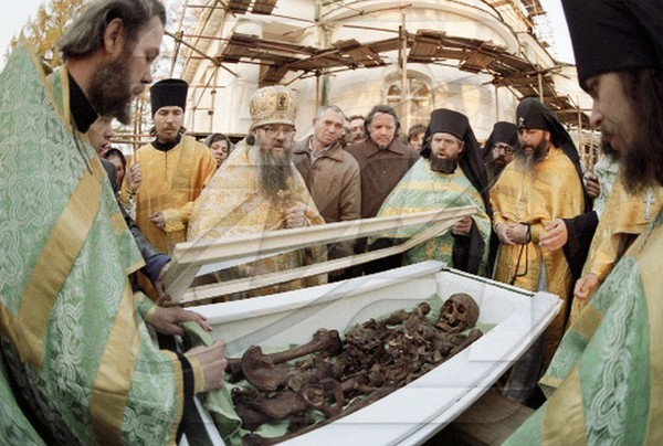 скелеты в православии