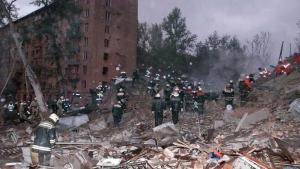 Взрыв домов на каширке фото