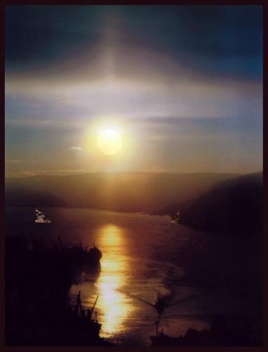Распятое Солнце