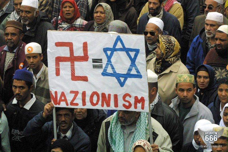 zionism-or-nazism