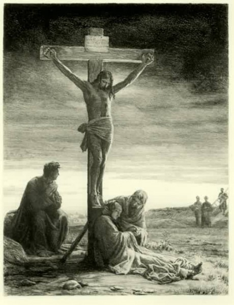Carl-Heinrich-Bloch-xx-Crucifixion-of-Christ-xx-Public-collection