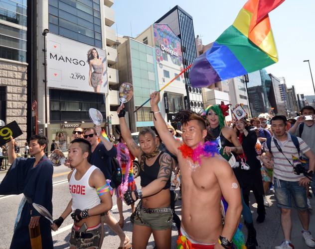 Молодой японский гей фото 114-821