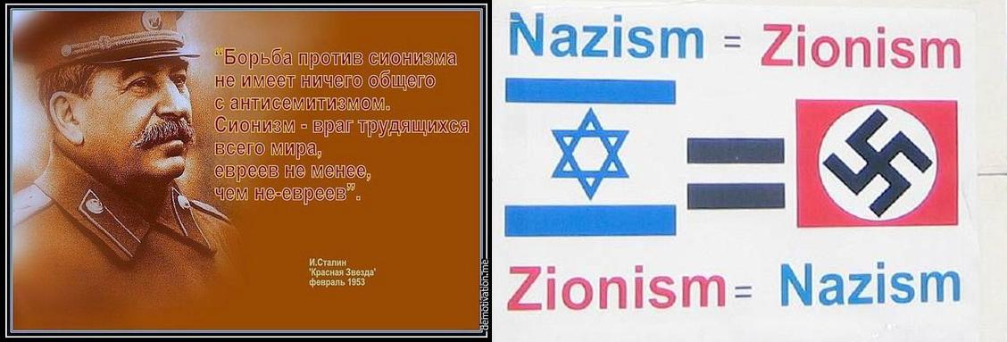нацизм-сионизм