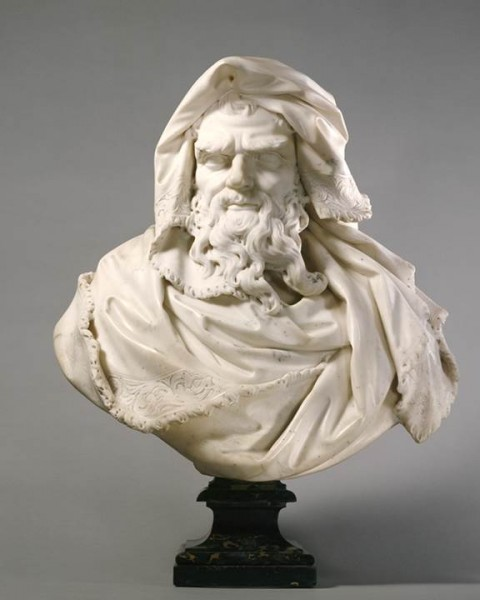 Bust of Winter