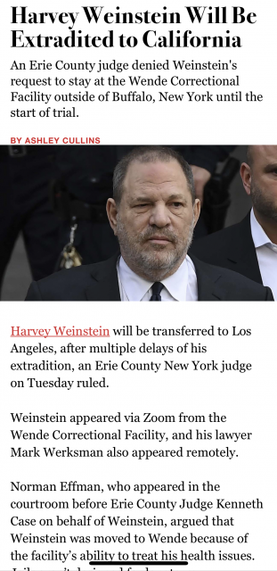 Harvey Weinstein will be extradited to California.png